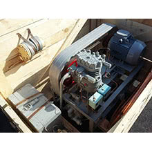 Компрессорно-конденсаторный агрегат ВФ-3М/1-2 купить в России цена