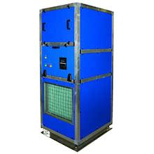 Автономные кондиционеры с воздушным охлаждением конденсатора