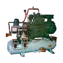 Компрессорно-конденсаторный агрегат 21АК14 купить в России цена