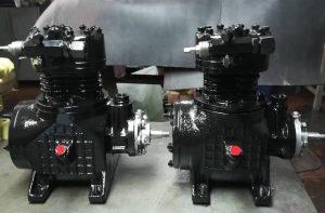 Купить компрессор роторный 2ФВ4/4,5 ФАК-0,7 ФАК-1,1 ФАК-1,5 в России