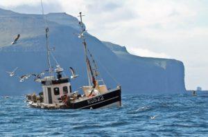 Рыболовецкое судно с холодильным оборудованием Рефма